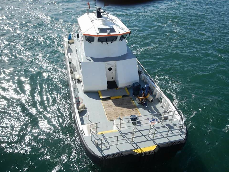 Rix Sea Shuttle crew transfer vessel
